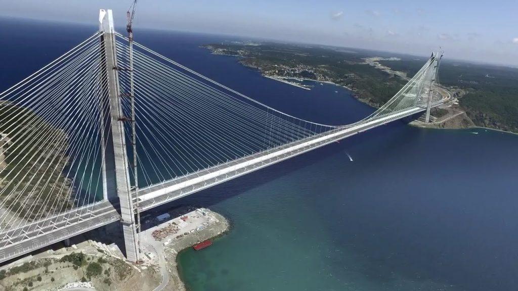 3. Istanbul Boğaz Köprüsü - Yavuz Sultan Selim
