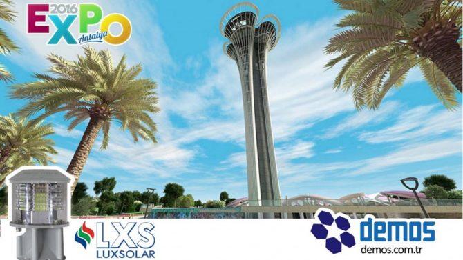 Antalya Expo2016 Tower – MIOL-AB – LIOL-B Uçak Ikaz Sistemi