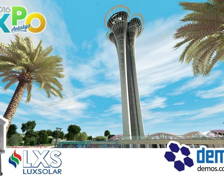 Antalya Expo2016 Tower – MIOL AB – LIOL B