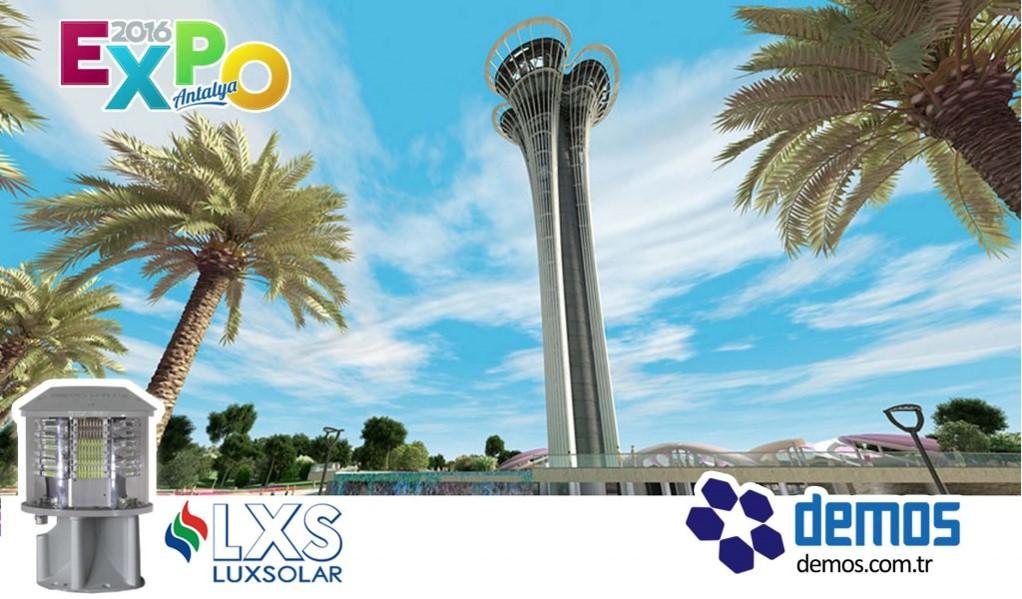 Antalya Expo2016 Tower – MIOL AB – LIOL B