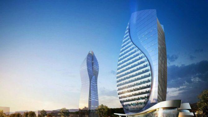 Azerbaycan Azersu Tower – MIOL-A