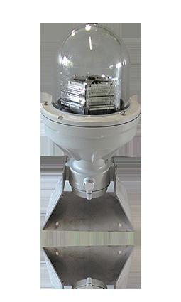 L865-LXS-EX Exproof Orta Yoğunluklu Uçak İkaz Lambası EX-MIOL-A