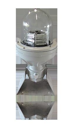 L864/865-LXS-EX Dual Exproof Orta Yoğunluklu Uçak İkaz Lambası EX-MIOL-AB-AC