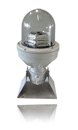 LXS Dual 864-865-EX Orta Yoğunluklu Uçak İkaz Lambası