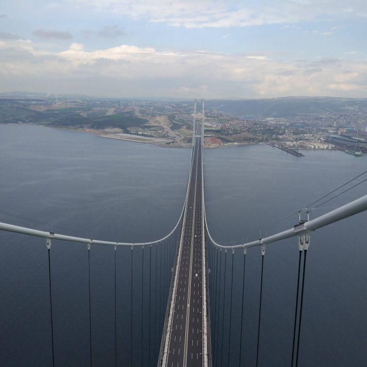 Osmangazi - Izmit Körfez - Köprüsü
