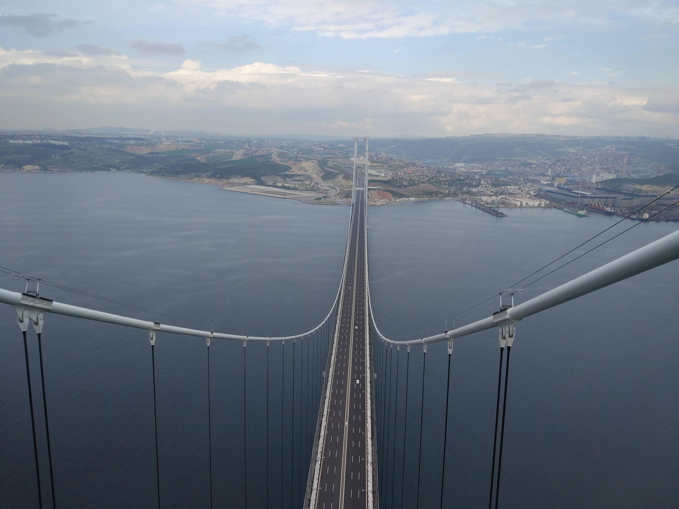 Osmangazi – Izmit Körfez – Köprüsü