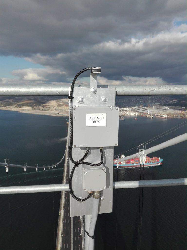 Osmangazi Köprüsü - GPS Box