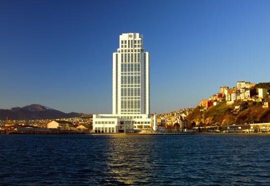 Samsun Sheraton Hotel – MIOL-AC