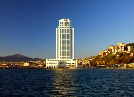 Samsun Sheraton Hotel – MIOL AC