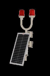 Wetra ikiz güneş enerjili uçak ikaz lambası