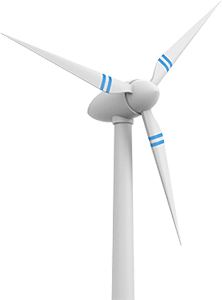 wetra uçak ikaz sistemleri rüzgar türbini