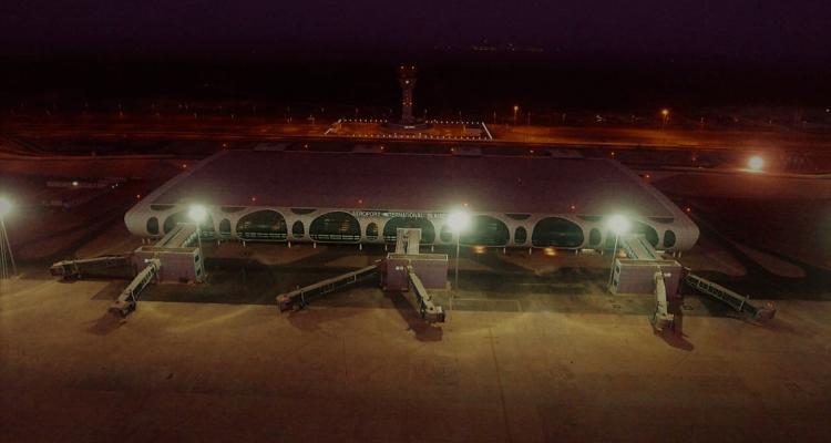 Dakar Blaise-Diagne Uluslararası Havalimanı – Senegal – Wetra Uçak Ikaz Lambaları