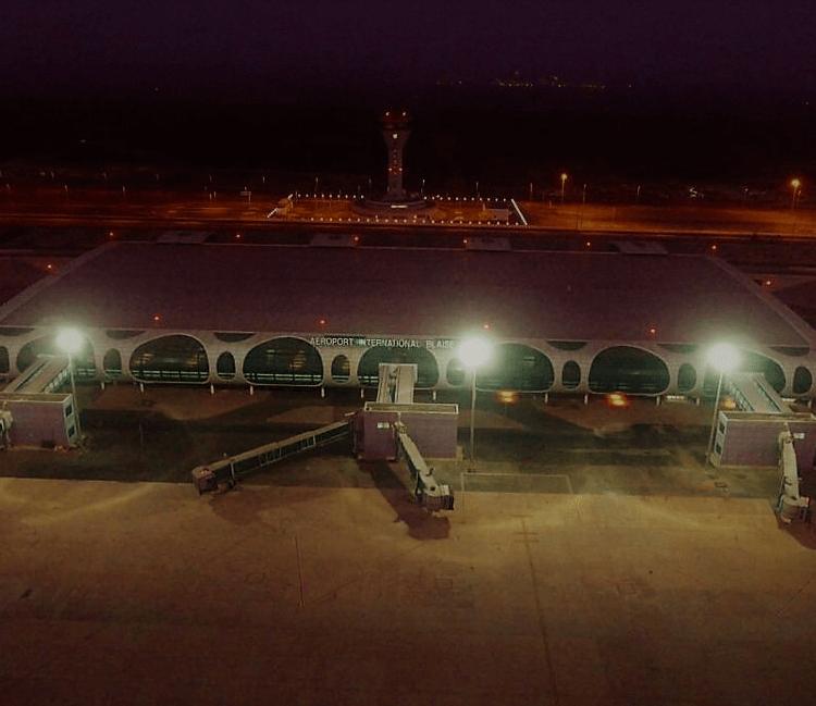 Wetra Uçak Ikaz Lambalari – Senegal Havalimanı