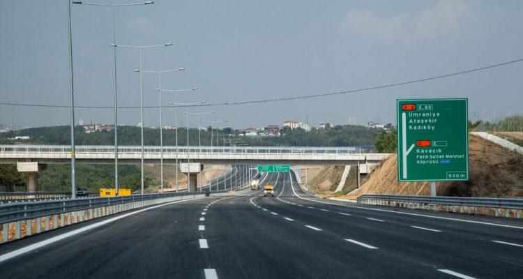 İstanbul Kuzey Çevre Otoyolu (3. Köprü Yolu) – Wetra
