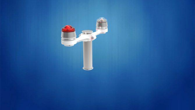 LXS-ONE Uçak Ikaz Lambaları, Daha Kompakt Ve Daha Az Tüketim