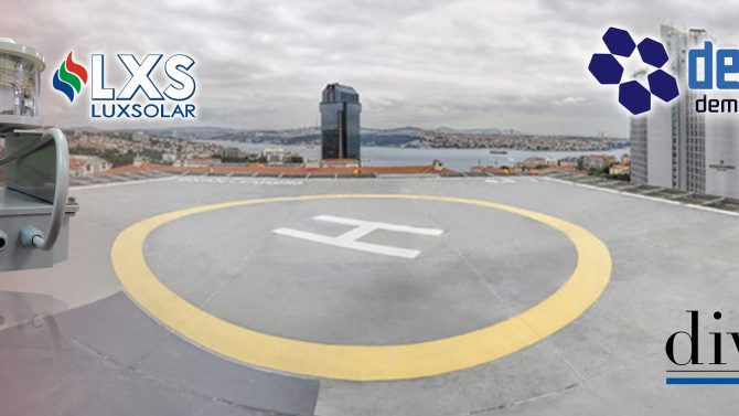 İstanbul Divan Otel Helikopter Pisti Projesi – HB